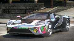 Ford GT BS Racing L6 para GTA 4