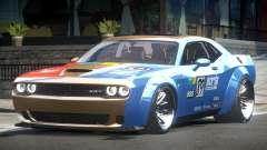 Dodge Challenger BS Drift L3 para GTA 4