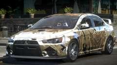 Mitsubishi Evolution X L10