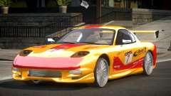 Mazda RX-7 PSI Racing PJ1 para GTA 4