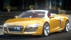 Audi R8 SR FSI para GTA 4
