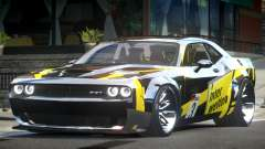 Dodge Challenger BS Drift L4 para GTA 4