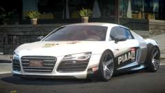 Audi R8 BS TFSI L7 para GTA 4
