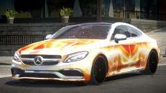 Mercedes-AMG C63 S-Tuned L10 para GTA 4