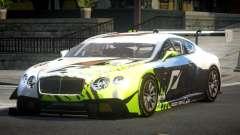 Bentley Continental GT Racing L10