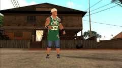 WWE John Cena El Doctor de Thuganomics para GTA San Andreas