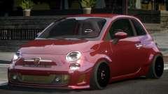 Fiat Abarth HK