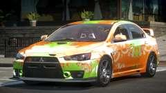 Mitsubishi Evolution X L6