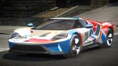 Ford GT BS Racing L4 para GTA 4
