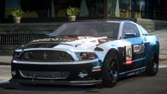 Shelby GT500 BS Racing L4