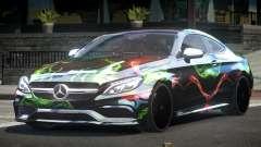 Mercedes-AMG C63 S-Tuned L8 para GTA 4
