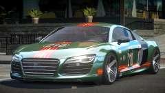 Audi R8 BS TFSI L5 para GTA 4
