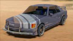 1991 Mercedes 560 SEC Insurgent [SA Style]