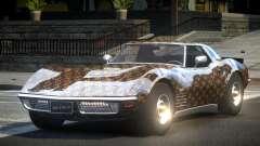 Chevrolet Corvette C3 L4 para GTA 4