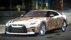 Nissan GTR PSI Drift L5 para GTA 4