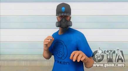 Skin D.R.K para GTA San Andreas
