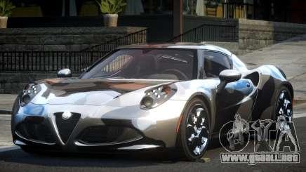 Alfa Romeo 4C L-Tuned L10 para GTA 4
