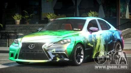 Lexus IS 350 SR L5 para GTA 4