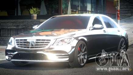 Mercedes-Benz S63 AMG E-Style para GTA 4