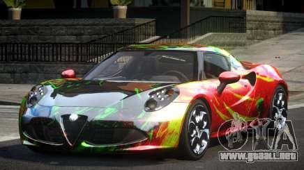 Alfa Romeo 4C L-Tuned L3 para GTA 4