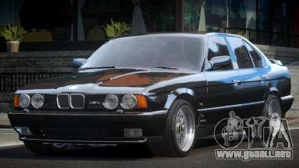 1990 BMW M5 E34 para GTA 4