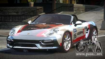 2012 Porsche 981 L3 para GTA 4