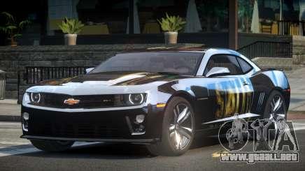 Chevrolet Camaro PSI Racing L4 para GTA 4