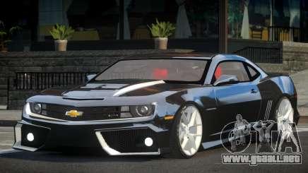 Chevrolet Camaro SP R-Tuning para GTA 4