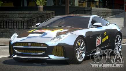 Jaguar F-Type GT L9 para GTA 4