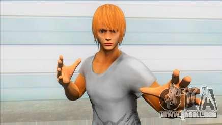 DOA Skin Eliot Japan para GTA San Andreas