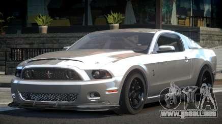Shelby GT500 BS Racing para GTA 4