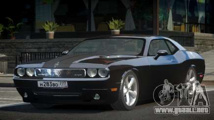 Dodge Challenger GS SRT para GTA 4