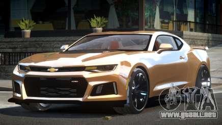 Chevrolet Camaro FT para GTA 4