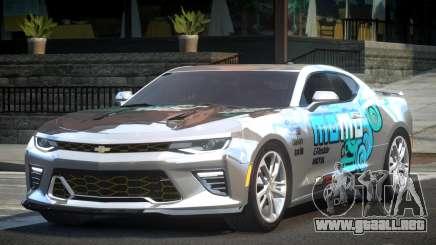 Chevrolet Camaro SP Racing L9 para GTA 4