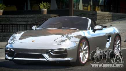 2012 Porsche 981 L2 para GTA 4