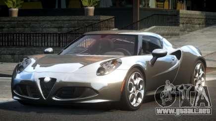 Alfa Romeo 4C L-Tuned L1 para GTA 4