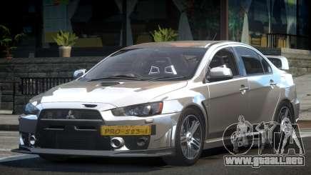 Mitsubishi Evolution X para GTA 4
