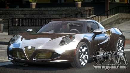 Alfa Romeo 4C SR PJ7 para GTA 4