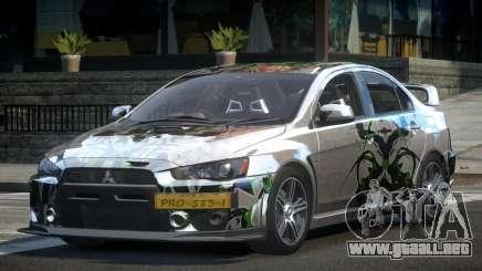 Mitsubishi Evolution X L4 para GTA 4