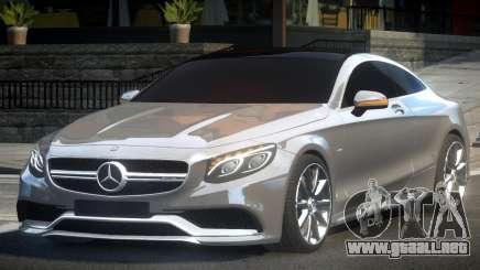 Mercedes-Benz S63 SP A-Style para GTA 4