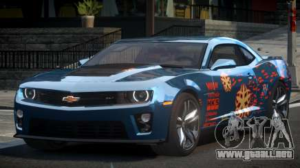 Chevrolet Camaro PSI Racing L10 para GTA 4