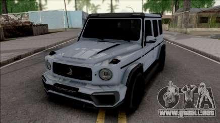 Mercedes-AMG G63 TopCar para GTA San Andreas