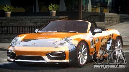 2012 Porsche 981 L1 para GTA 4
