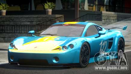 Ascari A10 Racing L9 para GTA 4