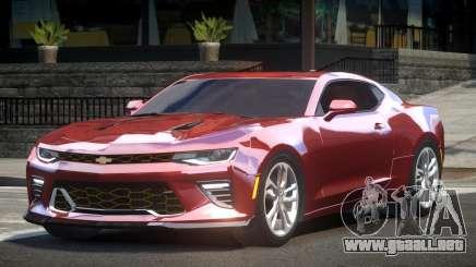 Chevrolet Camaro SP Racing para GTA 4
