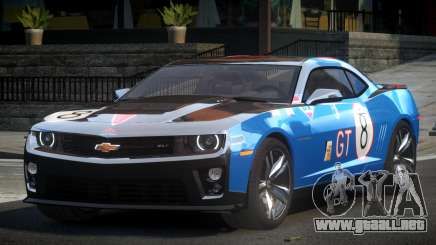 Chevrolet Camaro PSI Racing L9 para GTA 4