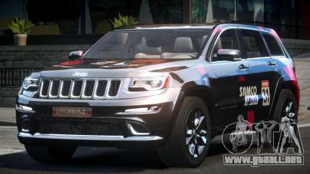 Jeep Grand Cherokee E-Style L3 para GTA 4