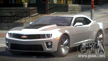 Chevrolet Camaro PSI Racing para GTA 4