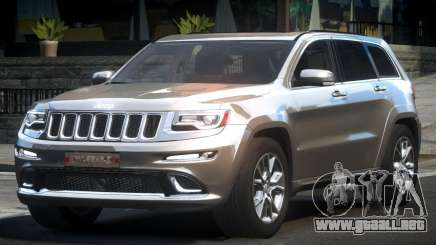 Jeep Grand Cherokee E-Style para GTA 4