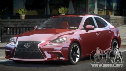 Lexus IS 350 SR para GTA 4
